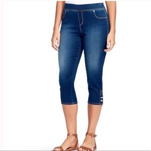 Gloria Vanderbilt Jeans sz 16 # V 385